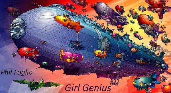 GirlGenius